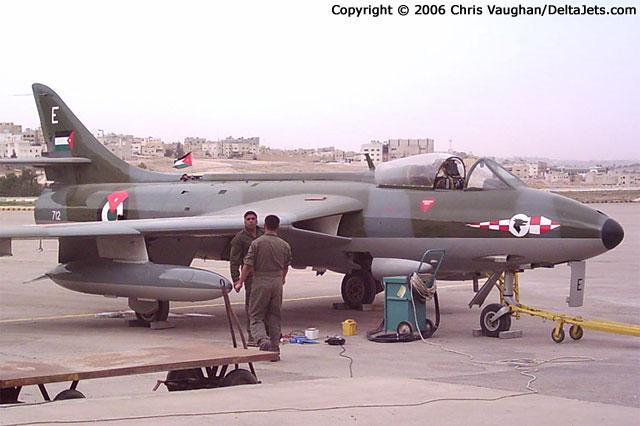 Thunder Amp Lightnings Hawker Hunter Survivor 712 Ex J