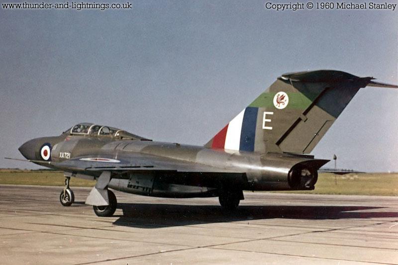 Thunder Amp Lightnings Gloster Javelin Photo Gallery