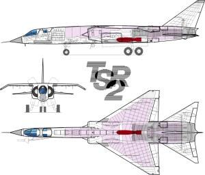 Xr222 British Aircraft Corporation Tsr 2 United Kingdom Royal Air Force