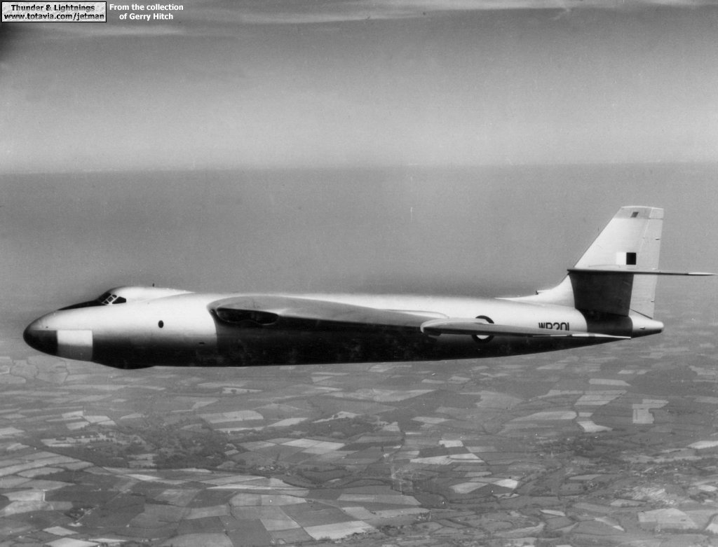 Thunder Amp Lightnings Vickers Valiant Photo Gallery